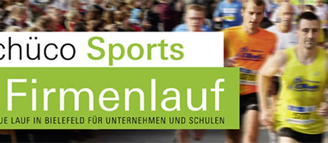 Die Phase der Voranmeldungen zum Schüco Sports Firmenlauf am 29. Juni ist zu Ende – Stand 31. Mai 2016. Rund 1.500 Anmeldungen sind eingetroffen, die sich auf die beiden Wettbewerben […]