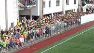 """Das war ein Lauffest, wie es schöner kaum vorstellbar ist: Der Schüco Sports Firmenlauf mit Finish in der großen SchücoArena hat am Mittwoch die Firmenläufer begeistert. Knapp 1.300 """"Finisher"""" genossen […]"""